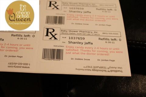 008 Impressive Free Fake Prescription Label Template Inspiration 480