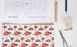 008 Impressive Free Printable Diy Paper Flower Template High Definition  Templates