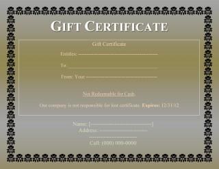 008 Impressive Free Printable Template For Gift Certificate Design  Voucher320