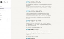 008 Impressive Freelance Web Developer Proposal Template Highest Clarity