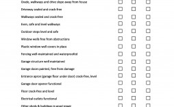 008 Impressive Home Inspection Checklist Template Example  New Form Free
