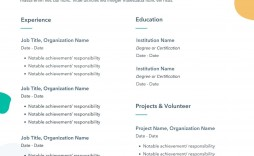 008 Impressive How To Create A Resume Template In Word 2020 Inspiration