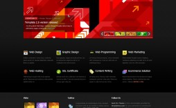 008 Impressive Html5 Menu Bar Template Free Download Concept