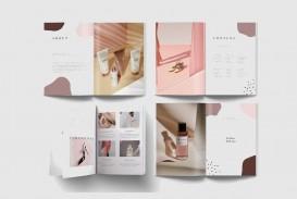 008 Impressive In Design Portfolio Template  Free Indesign A3 Photography Graphic Download