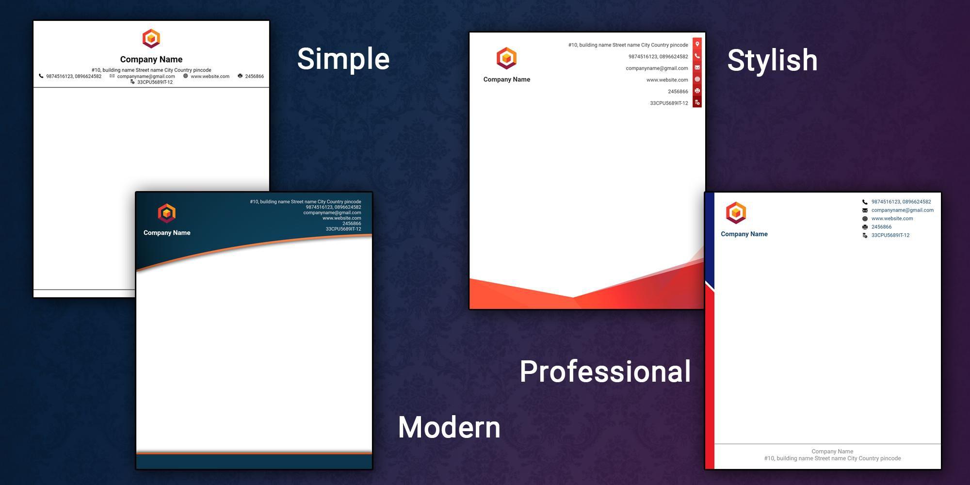 008 Impressive Letter Pad Design Template High Def  Letterhead Download Ai Free In WordFull