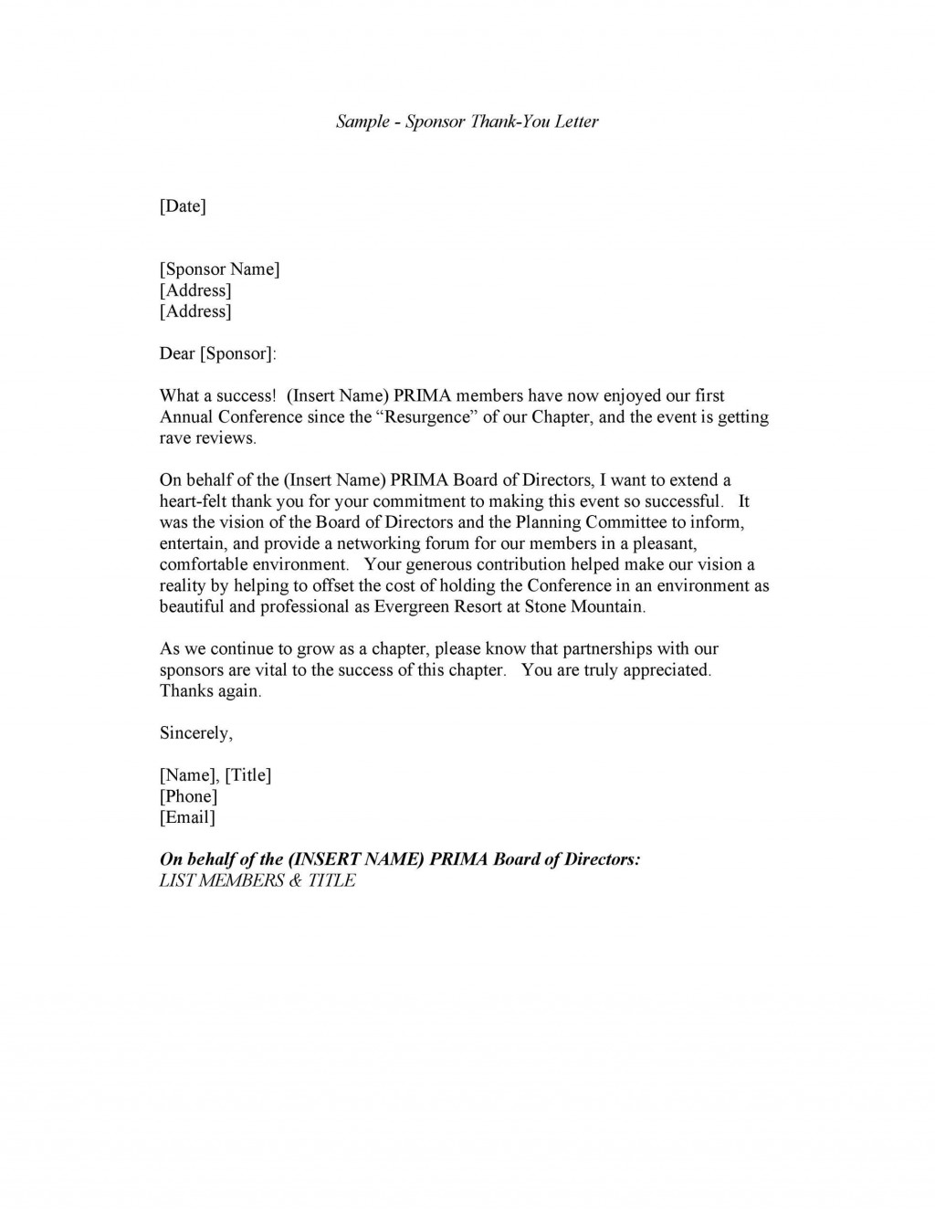 008 Impressive Letter Of Appreciation Template Concept  Example Employee Usmc Format For TheLarge