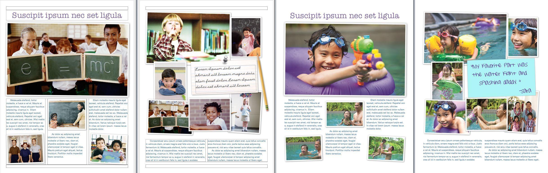 008 Impressive Microsoft Publisher Newsletter Template Highest Clarity  School Free DownloadFull