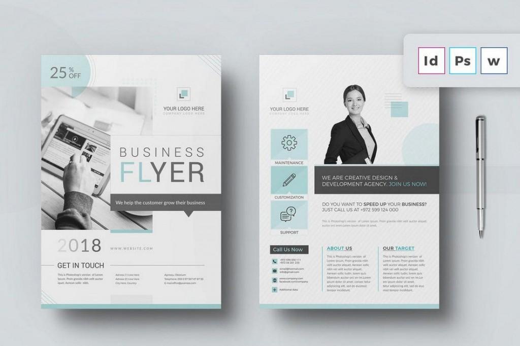 008 Impressive M Word Brochure Template Free High Def  Microsoft Tri Fold DownloadLarge