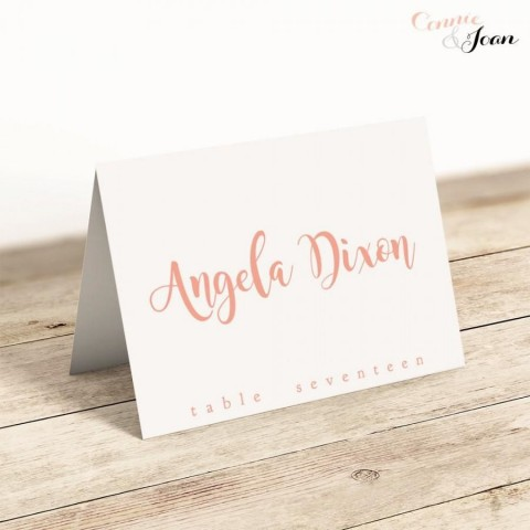 008 Impressive Name Place Card Template Example  Free Word Publisher Wedding480