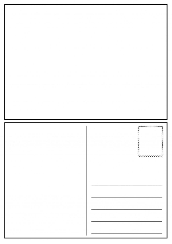 008 Impressive Postcard Layout For Microsoft Word Idea  4 TemplateLarge