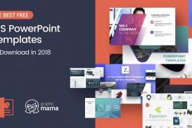 008 Impressive Ppt Busines Presentation Template Free Highest Quality  Best For Download
