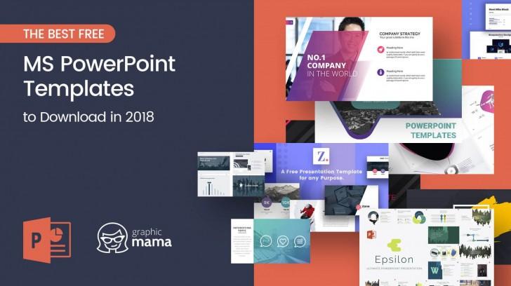 008 Impressive Ppt Busines Presentation Template Free Highest Quality  Best For Download728