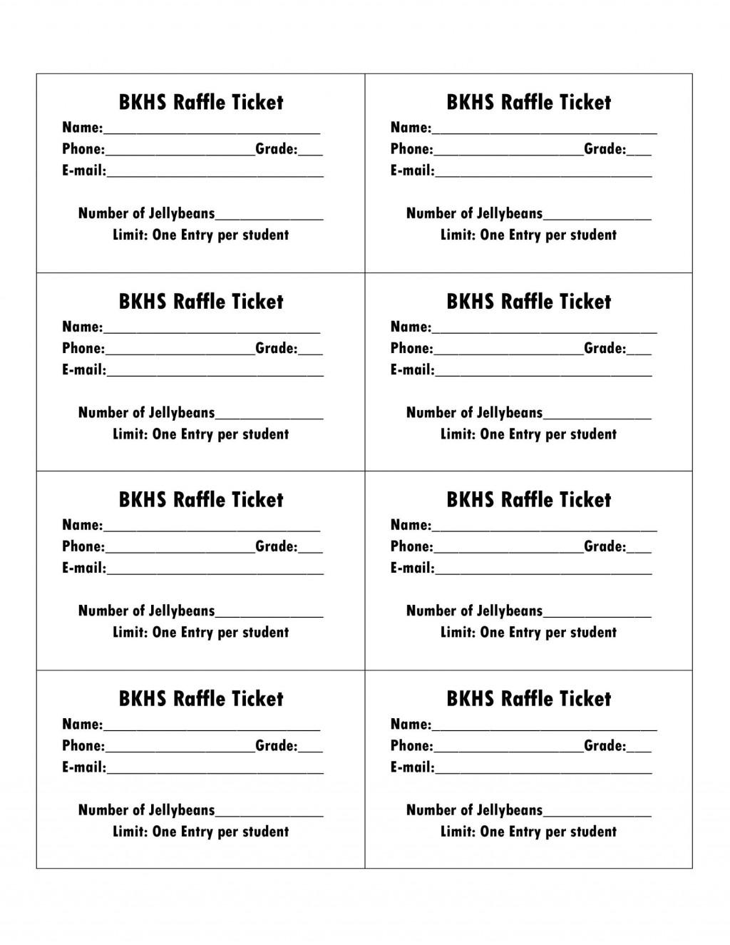 008 Impressive Printable Raffle Ticket Template High Definition  Free With Number ExcelLarge