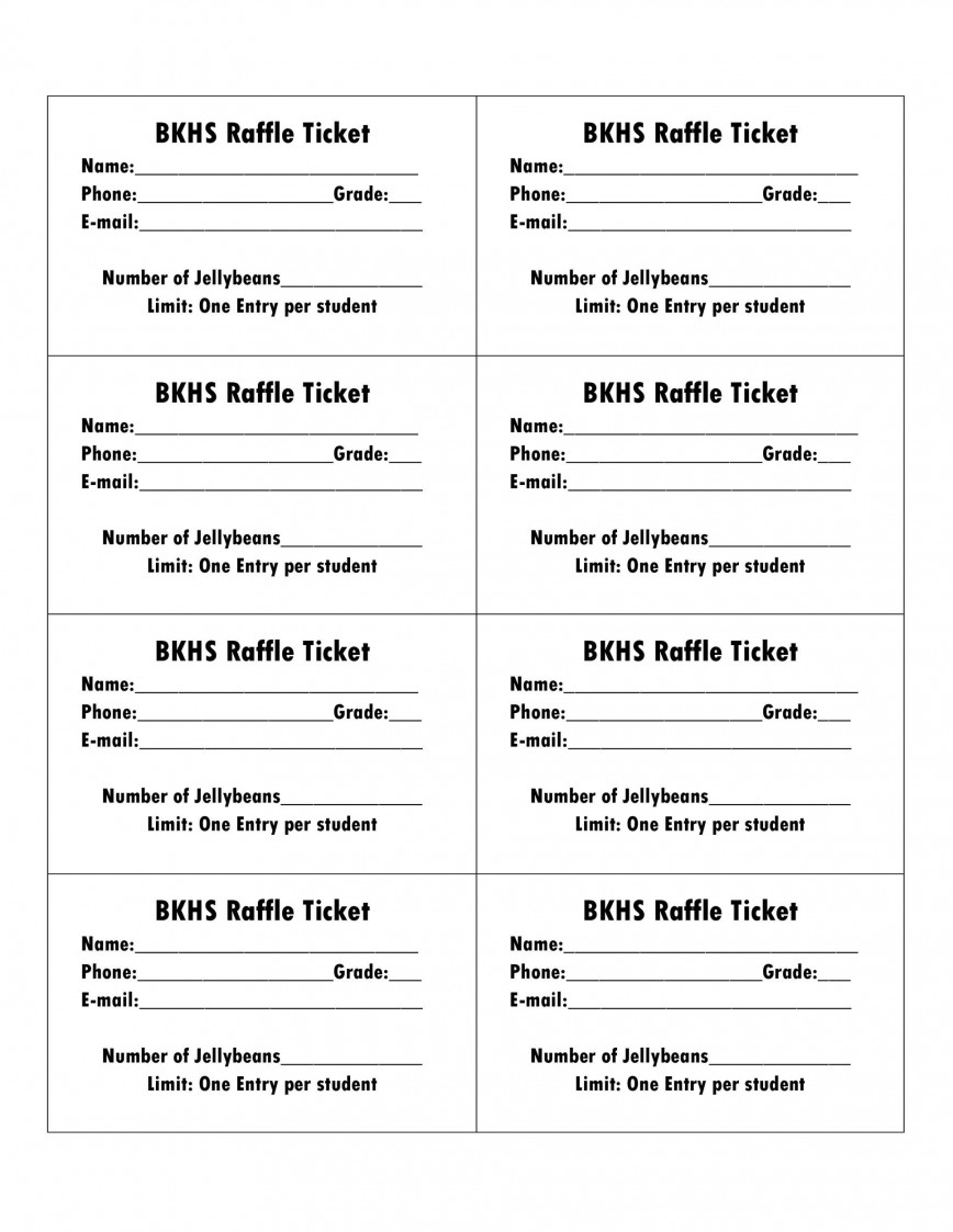008 Impressive Printable Raffle Ticket Template High Definition  Customizable Free Diaper Download Word