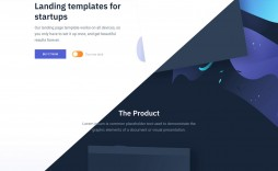 008 Impressive Responsive Landing Page Template Sample  Templates Marketo Free Pardot Html5 Download
