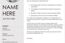 008 Impressive Resume Cover Letter Template Microsoft Word Picture
