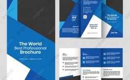 008 Impressive Template For Trifold Brochure High Definition  Tri Fold Indesign A4 Free In Word Download