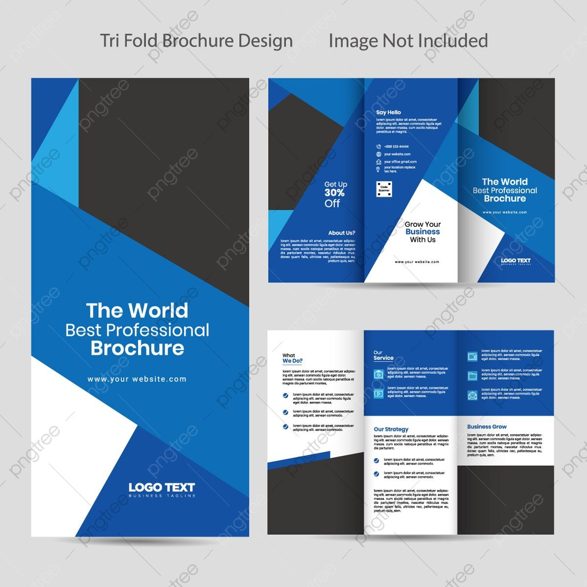 008 Impressive Template For Trifold Brochure High Definition  Tri Fold Indesign A4 Free In Word DownloadFull