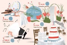 008 Impressive Wedding Timeline Template Free High Def  Day Excel Program