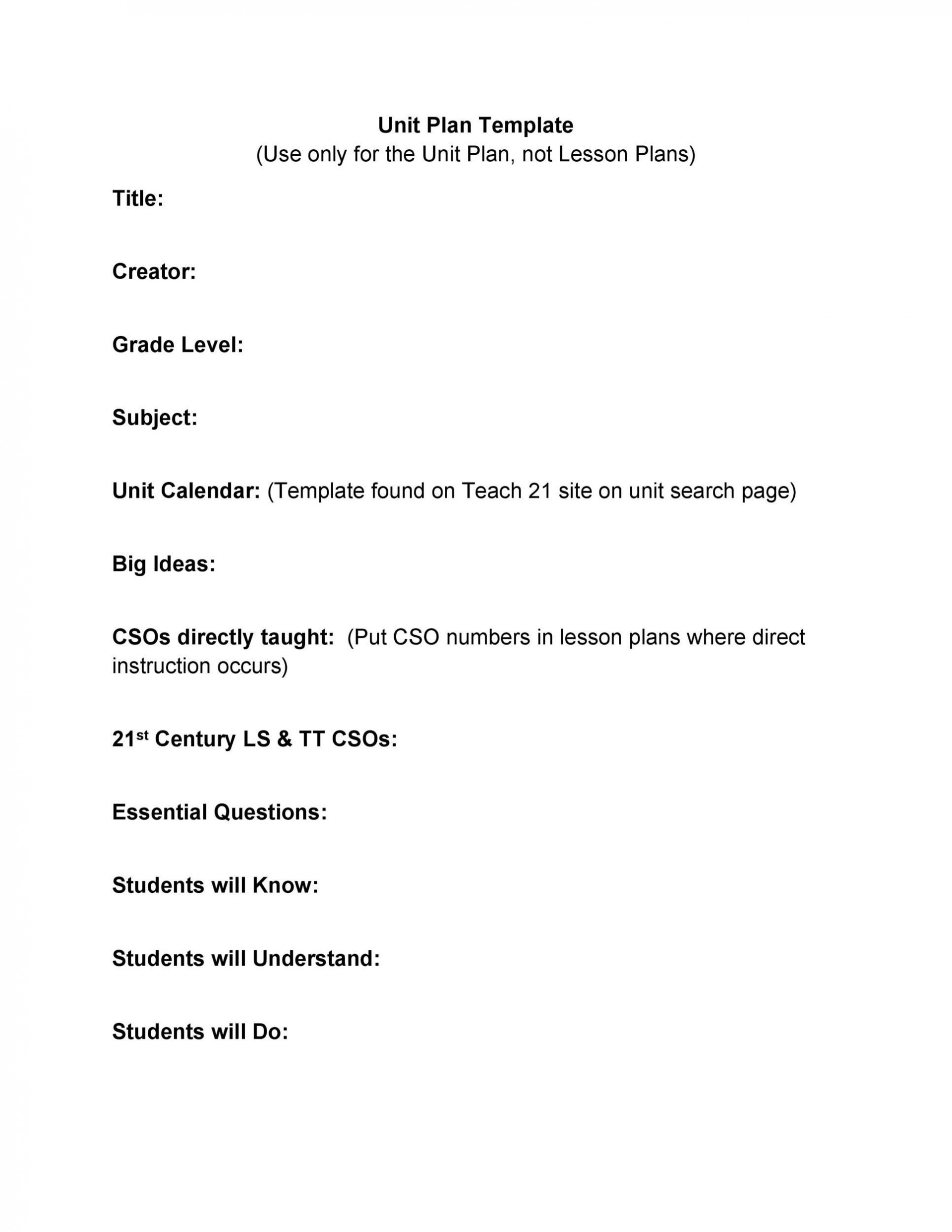 008 Incredible Best Lesson Plan Template Inspiration  Practice Format Pdf1920