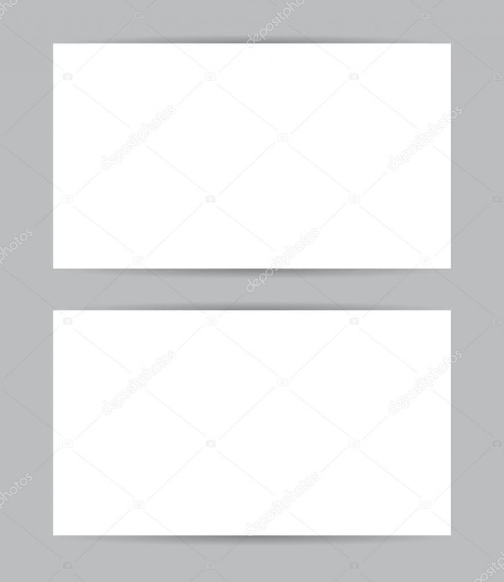 008 Incredible Busines Card Blank Template Example  Download FreeLarge