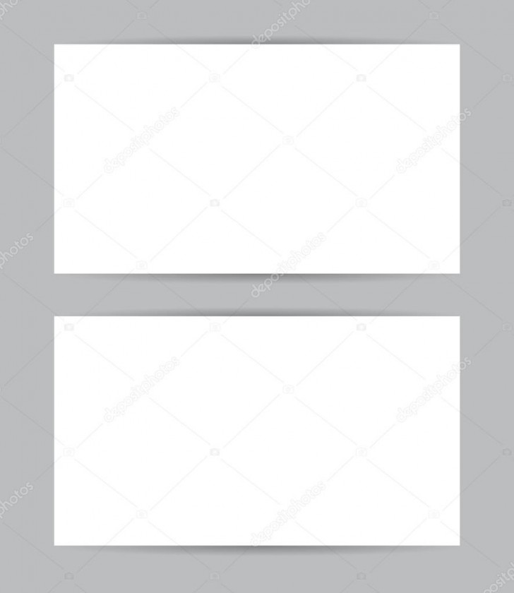 008 Incredible Busines Card Blank Template Example  Download Free728
