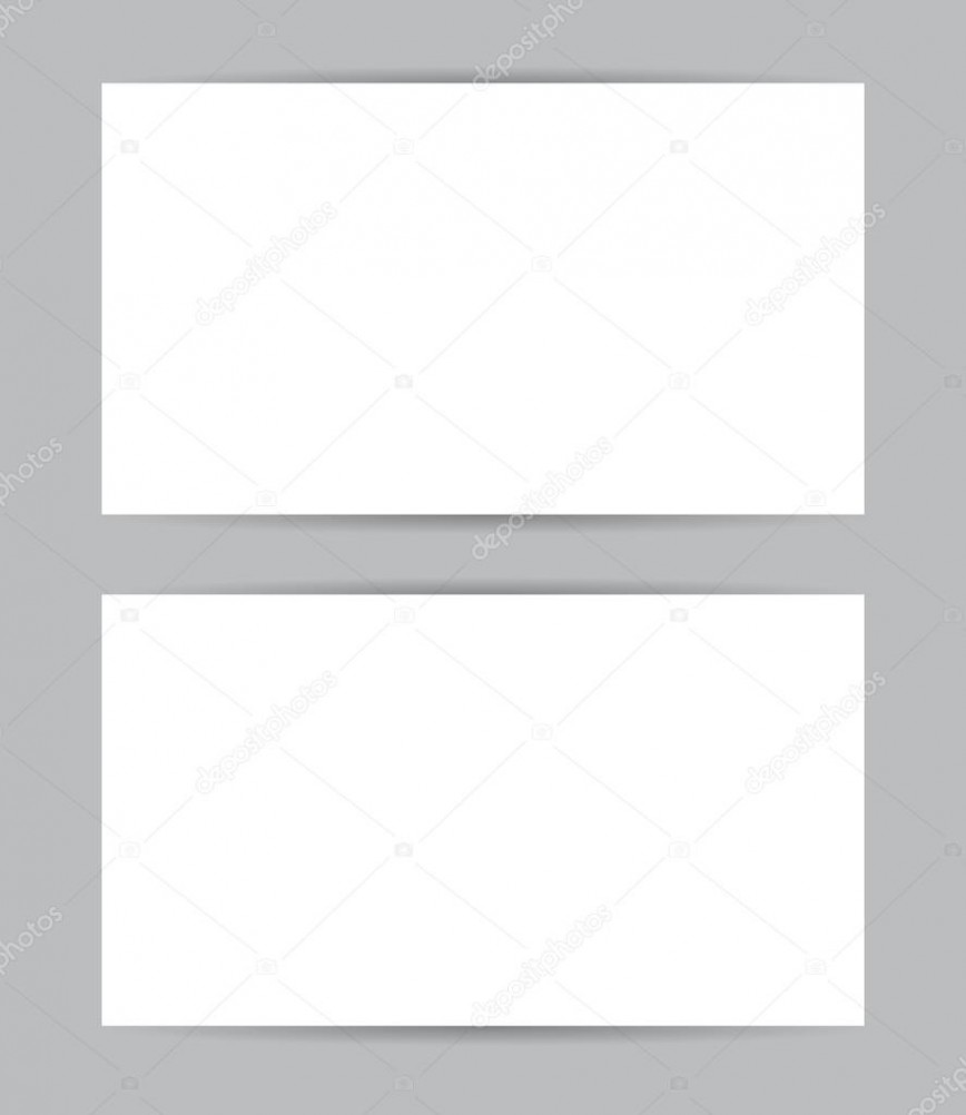 008 Incredible Busines Card Blank Template Example  Download Free868
