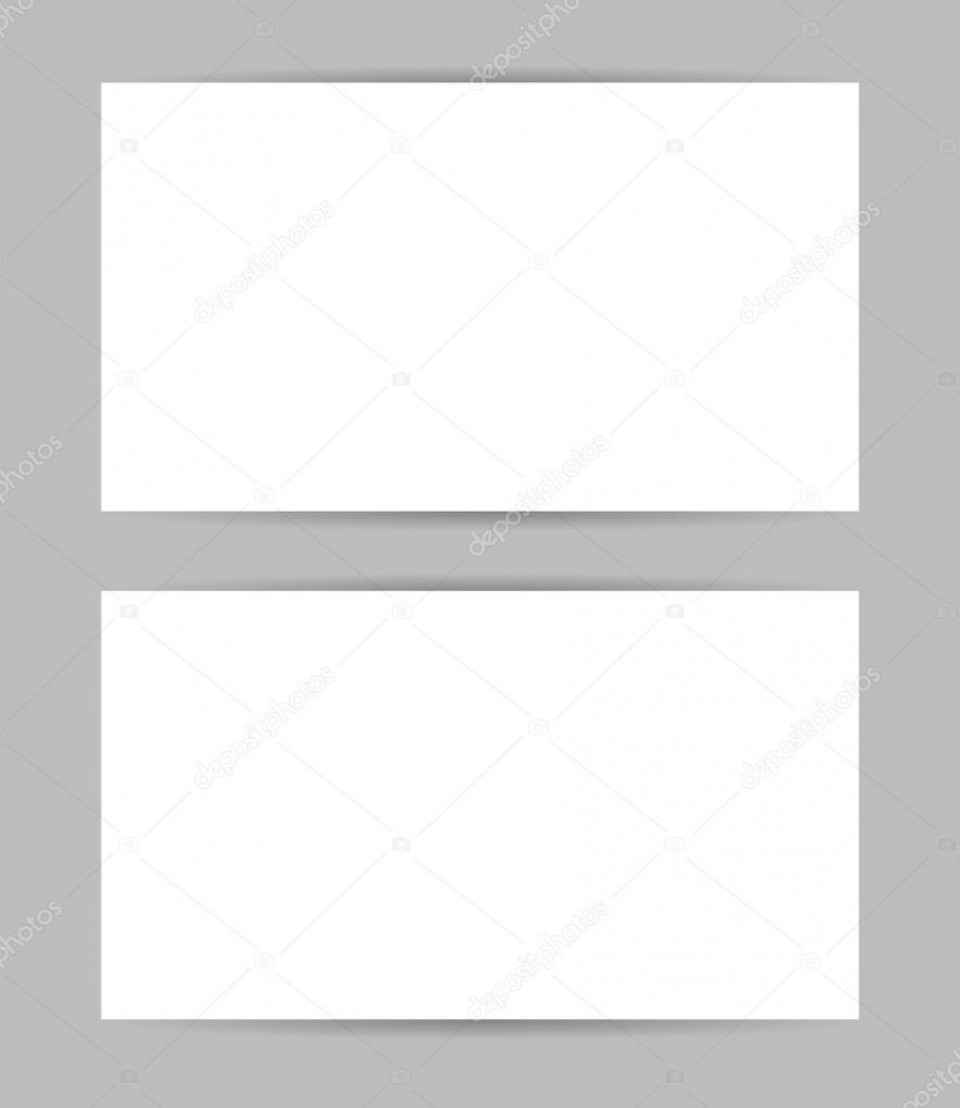 008 Incredible Busines Card Blank Template Example  Download Free960