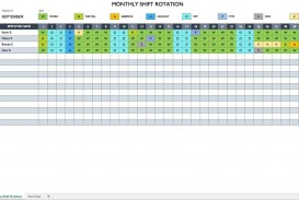 008 Incredible Free Rotating Staff Shift Schedule Excel Template Highest Clarity