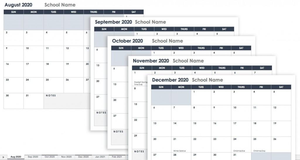 008 Incredible Google Sheet Calendar Template Sample  Templates Monthly Spreadsheet 2020 2018Large