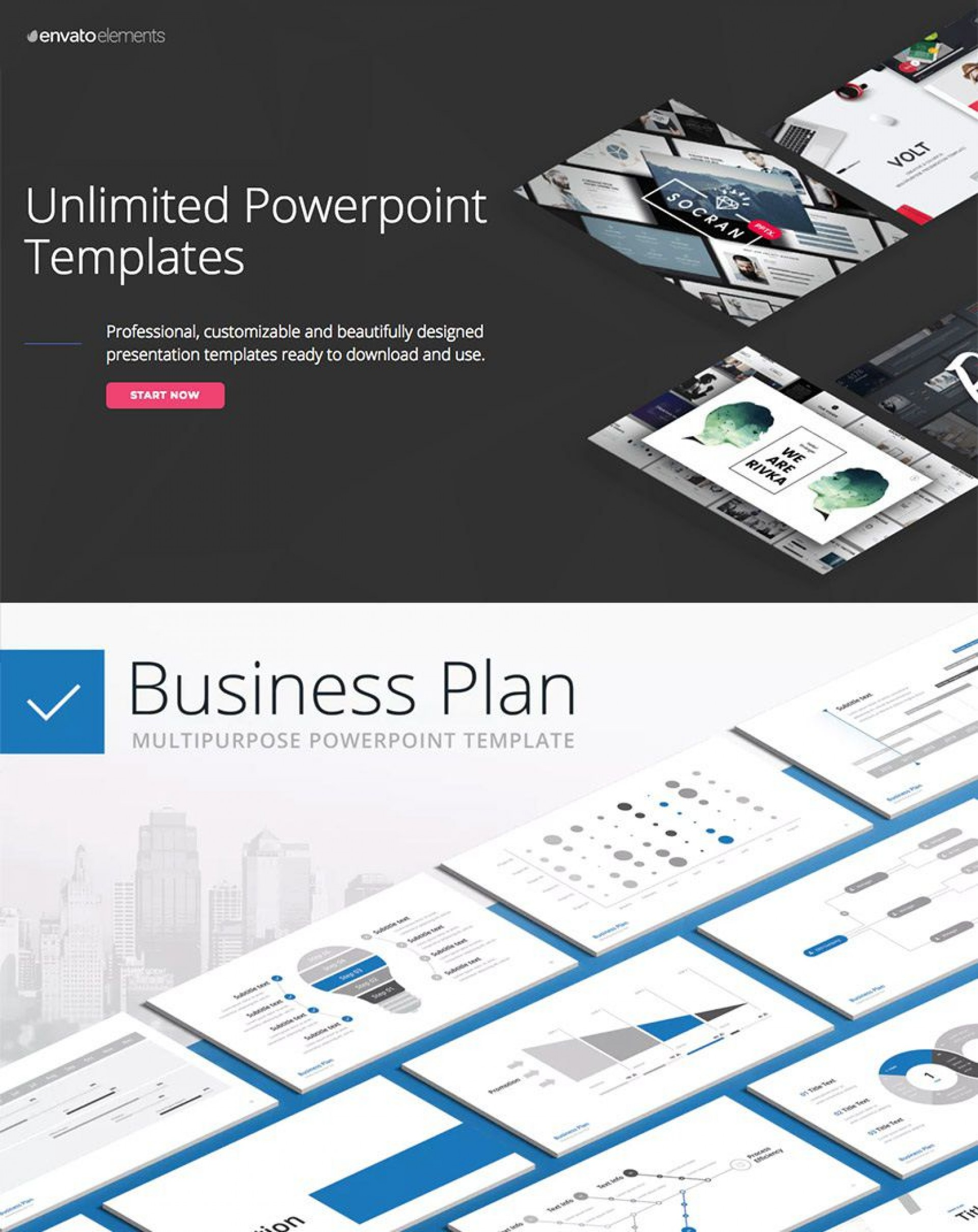 008 Magnificent Best Busines Plan Template Highest Quality  Ppt Free Download1920