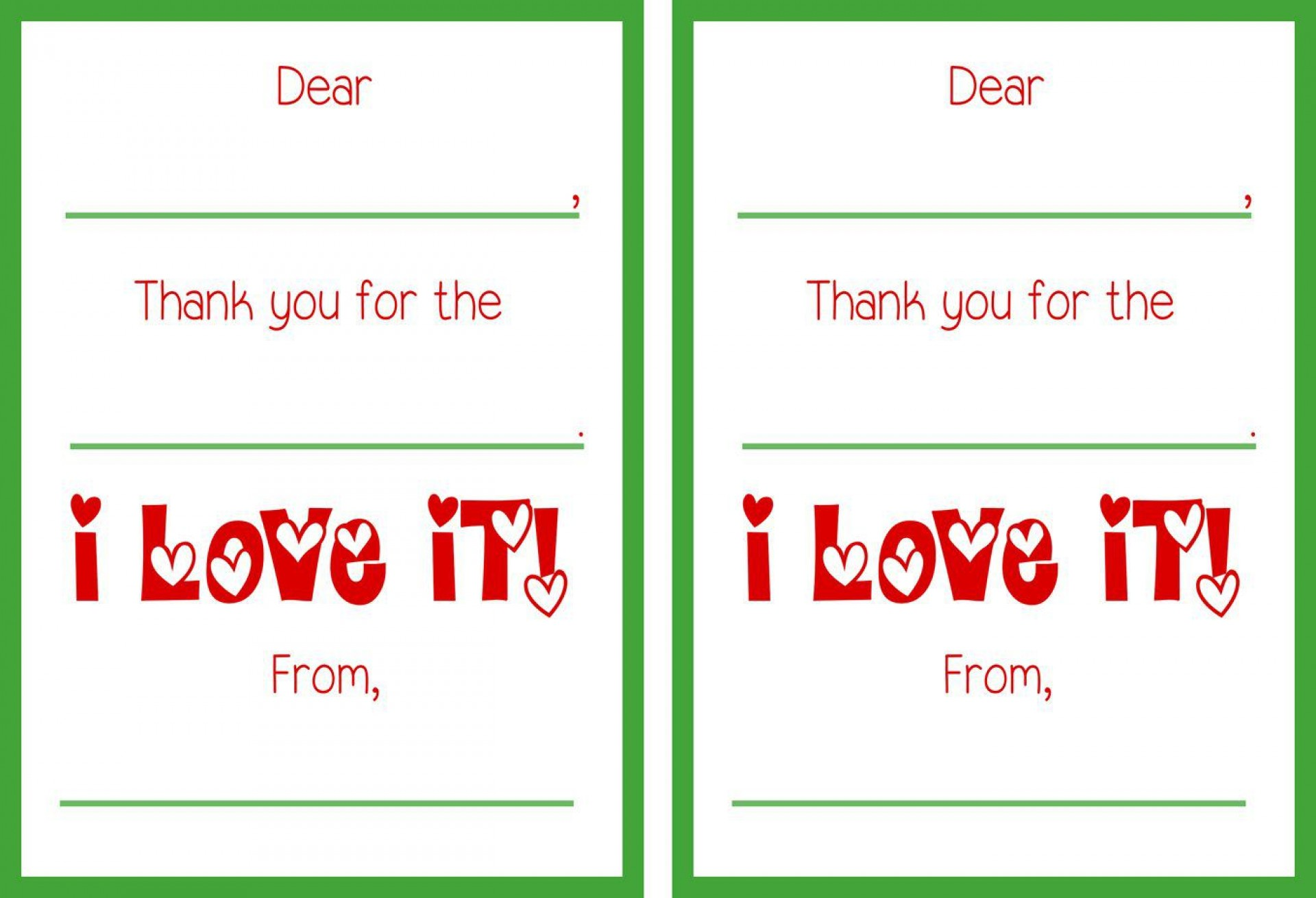 008 Magnificent Christma Thank You Note Template Free High Def  Letter Card1920