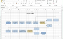008 Magnificent Free Flowchart Template Excel 2010 Highest Clarity