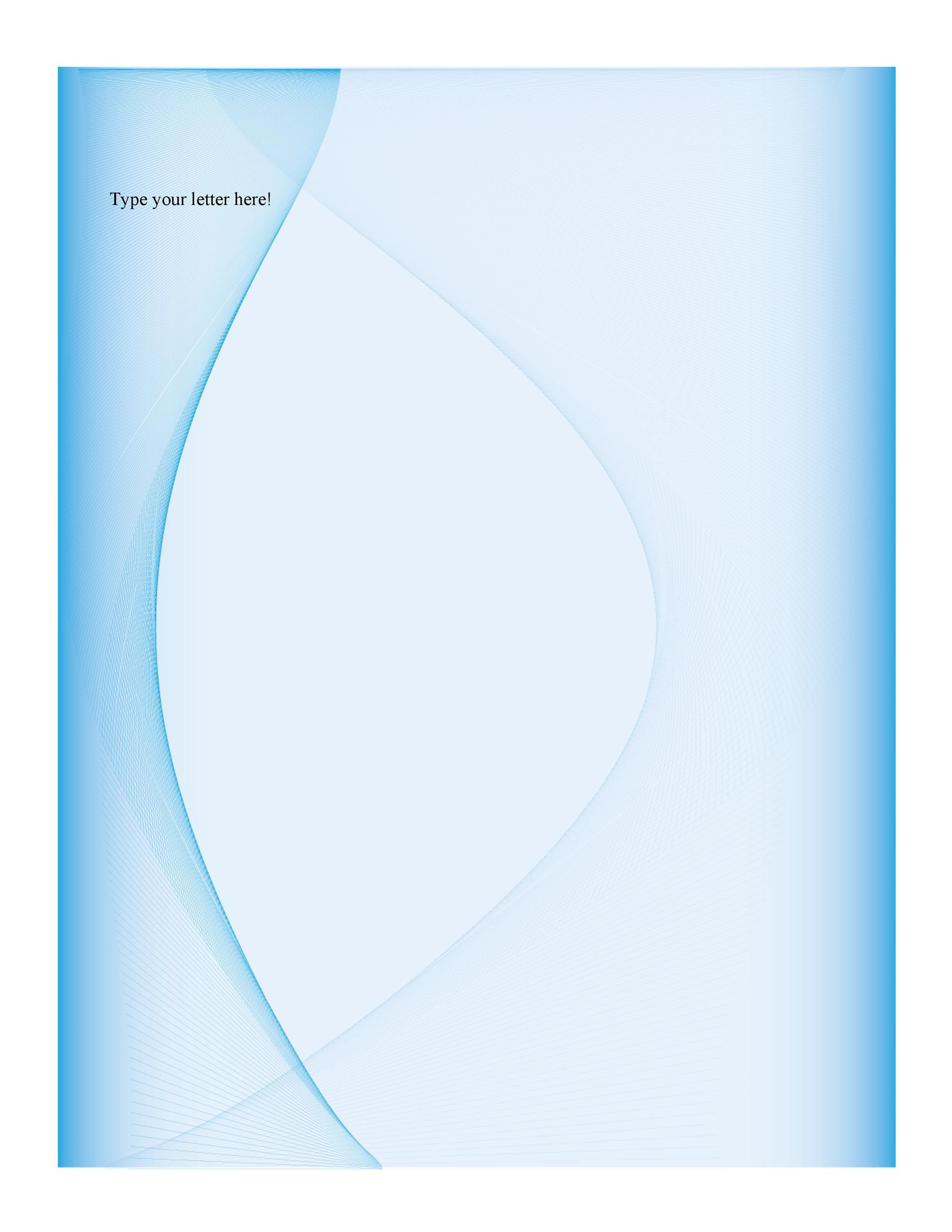 008 Magnificent Letterhead Format In Word Free Download Pdf Inspiration Full