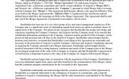008 Magnificent Non Compete Agreement Florida Template Idea