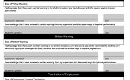 008 Marvelou Employee Write Up Template Highest Clarity  Templates Form Google Doc Sheet