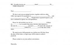 008 Marvelou Final Payment Demand Letter Template Sample