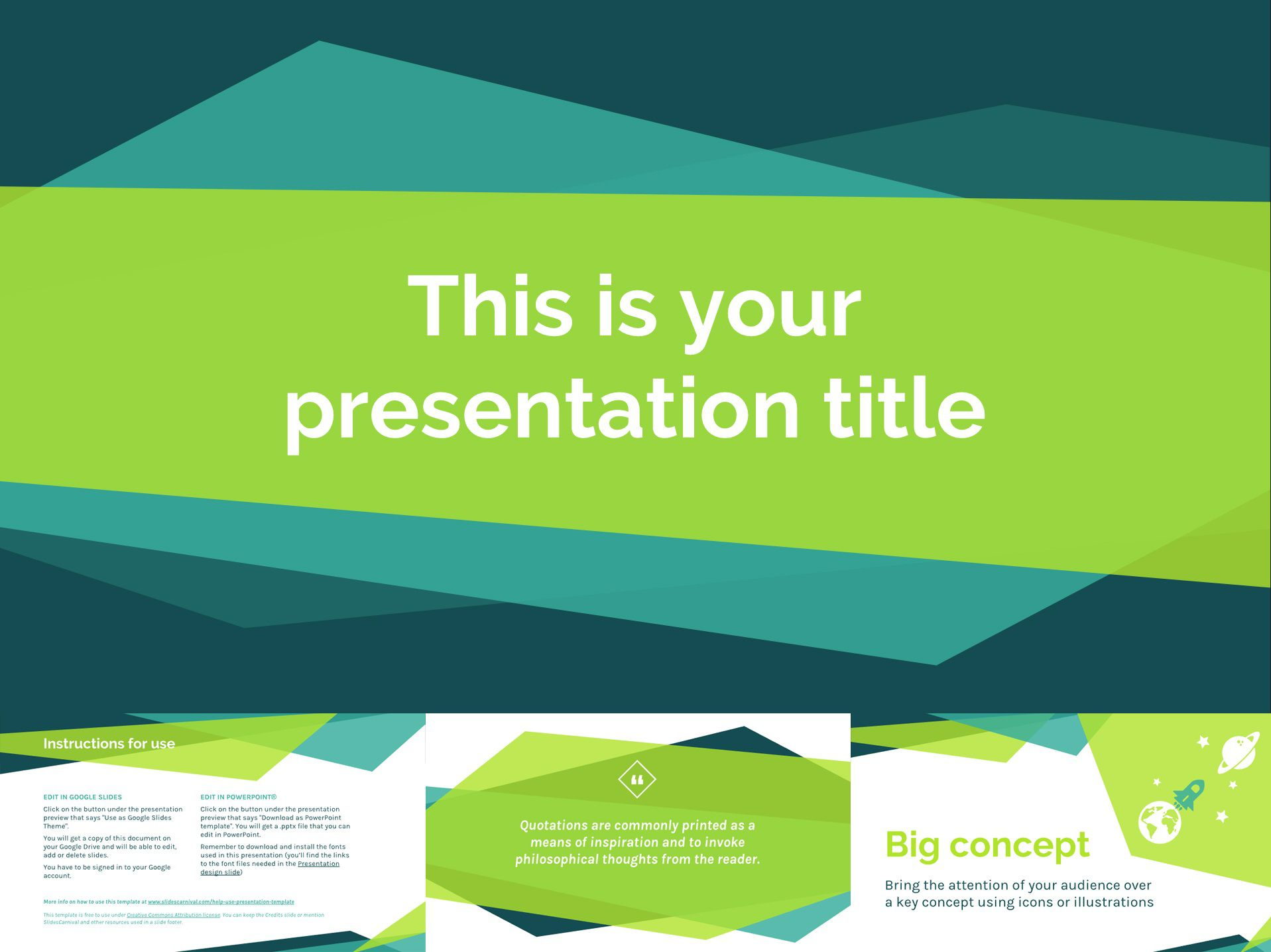 008 Marvelou Google Power Point Template Picture  Free Ppt Powerpoint DownloadFull