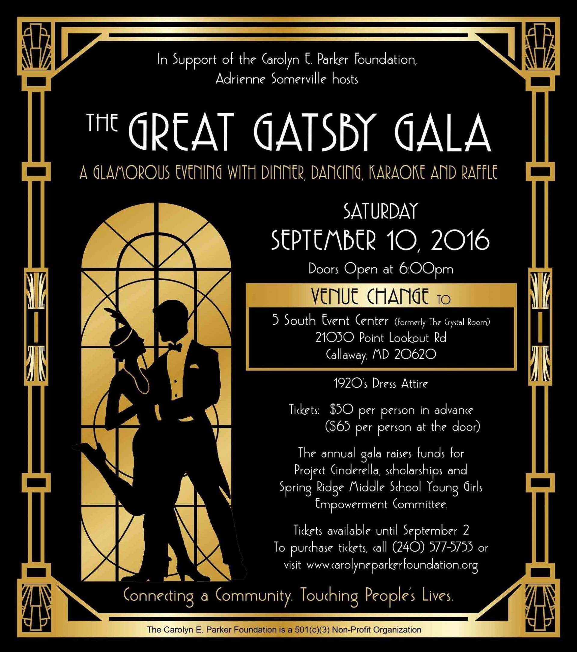 008 Marvelou Great Gatsby Invitation Template High Definition  Templates Free Download Blank1920