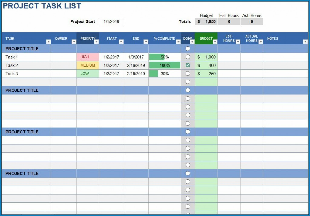 008 Marvelou Task List Template Excel High Def  Daily To Do Free Download FormatLarge