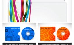 008 Marvelou Vector Cd Cover Design Template Free Image