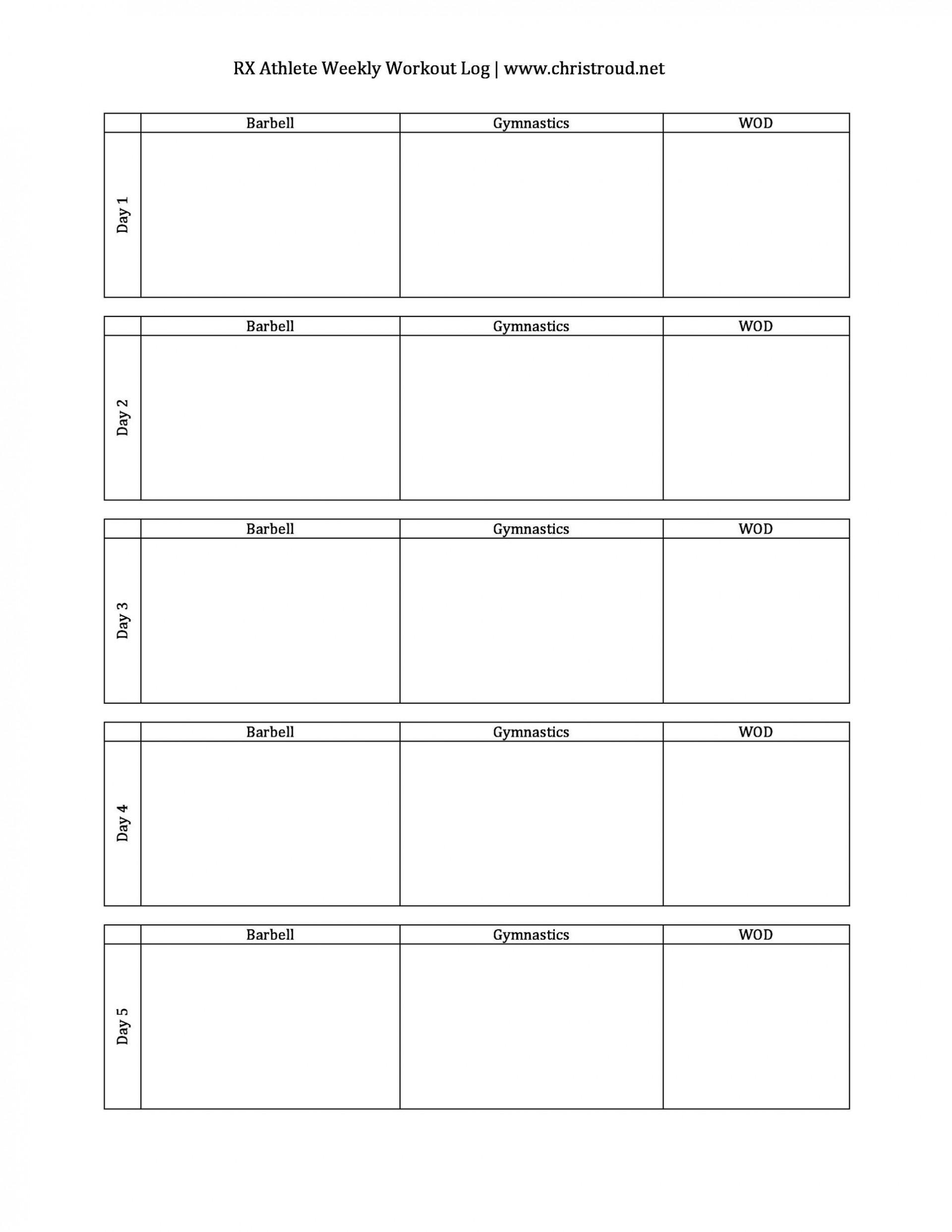 008 Marvelou Weekly Workout Schedule Template Idea  12 Week Plan Training Calendar1920