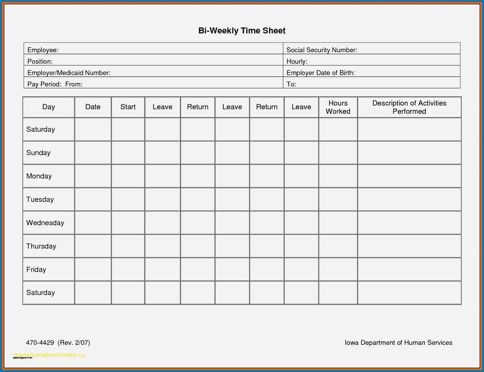 008 Outstanding Daily Timesheet Template Free Printable Example Full