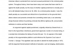008 Outstanding Death Penalty Essay Idea  Persuasive Introduction In The Philippine Tagalog Pro