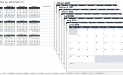 008 Outstanding Free Calendar Template Excel Photo  Monthly 2020 Perpetual 2019