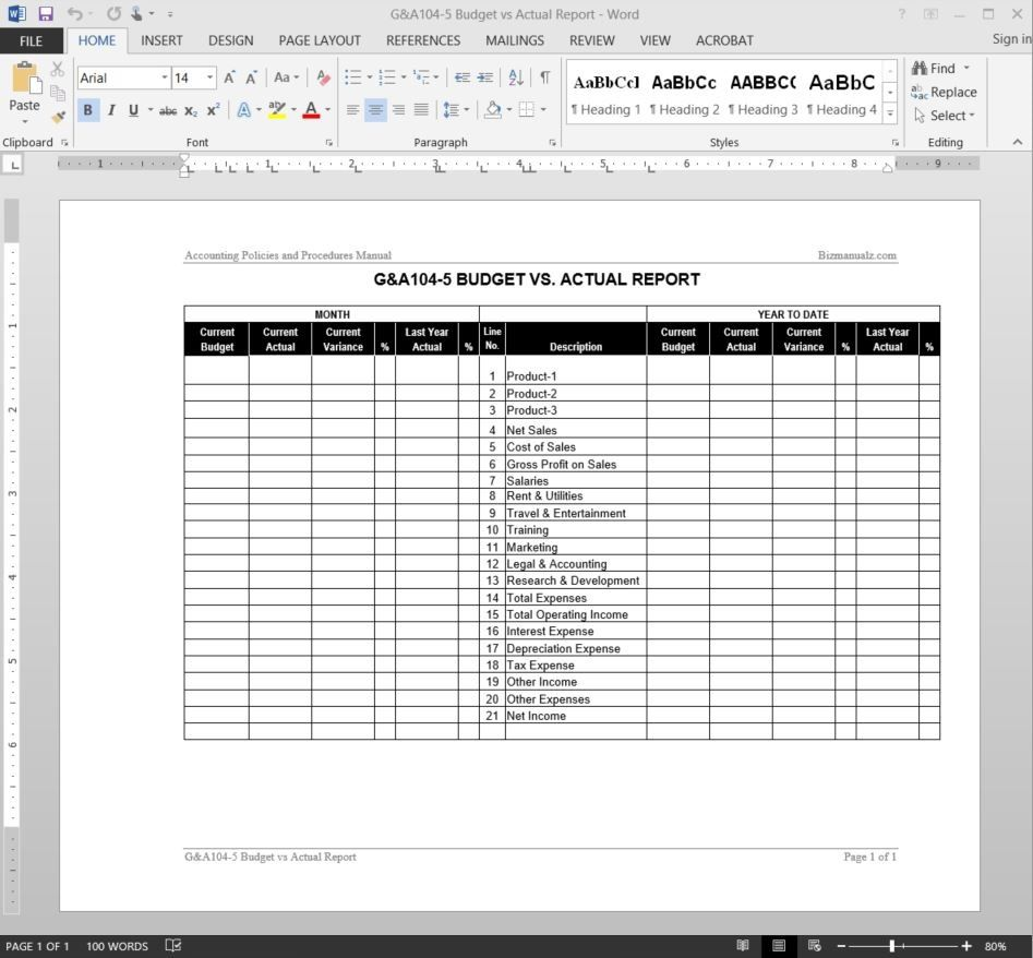 008 Outstanding Free Expense Report Template Word High Def  MicrosoftFull