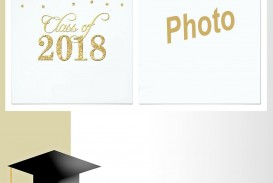 008 Outstanding Free Graduation Announcement Template Photo  Invitation Microsoft Word Printable Kindergarten