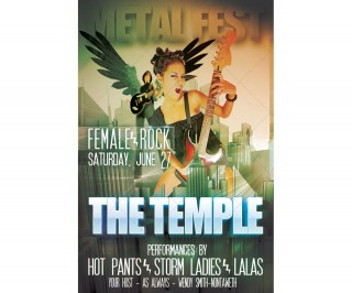 008 Outstanding Free Rock Concert Poster Template Psd Inspiration 320