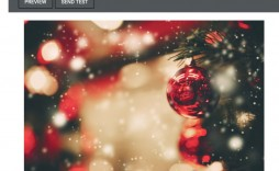 008 Outstanding Holiday E Mail Template Idea  Templates Mailchimp Email