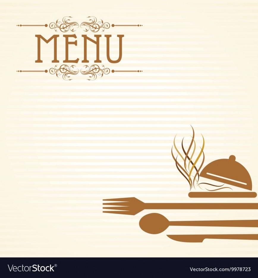 008 Outstanding Menu Card Template Free Download Highest Clarity  Food Restaurant Design